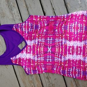 Xersion work out tank sz small